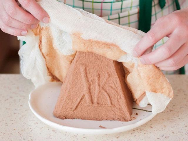 Царская творожная пасха – 5 вкусных рецептов пасхи из творога в домашних условиях 32