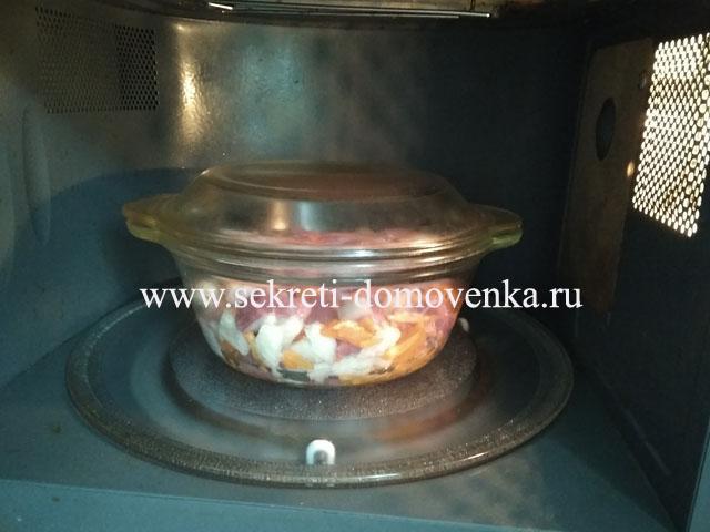 Как приготовить плов из курицы, чтобы рис был рассыпчатым? 10